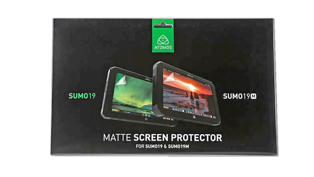 LCD Protector for SUMO