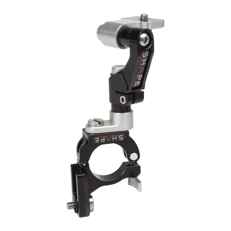 SHAPE 2 AXIS PUSH-BUTTON ARM FOR 30 MM GIMBAL ROD