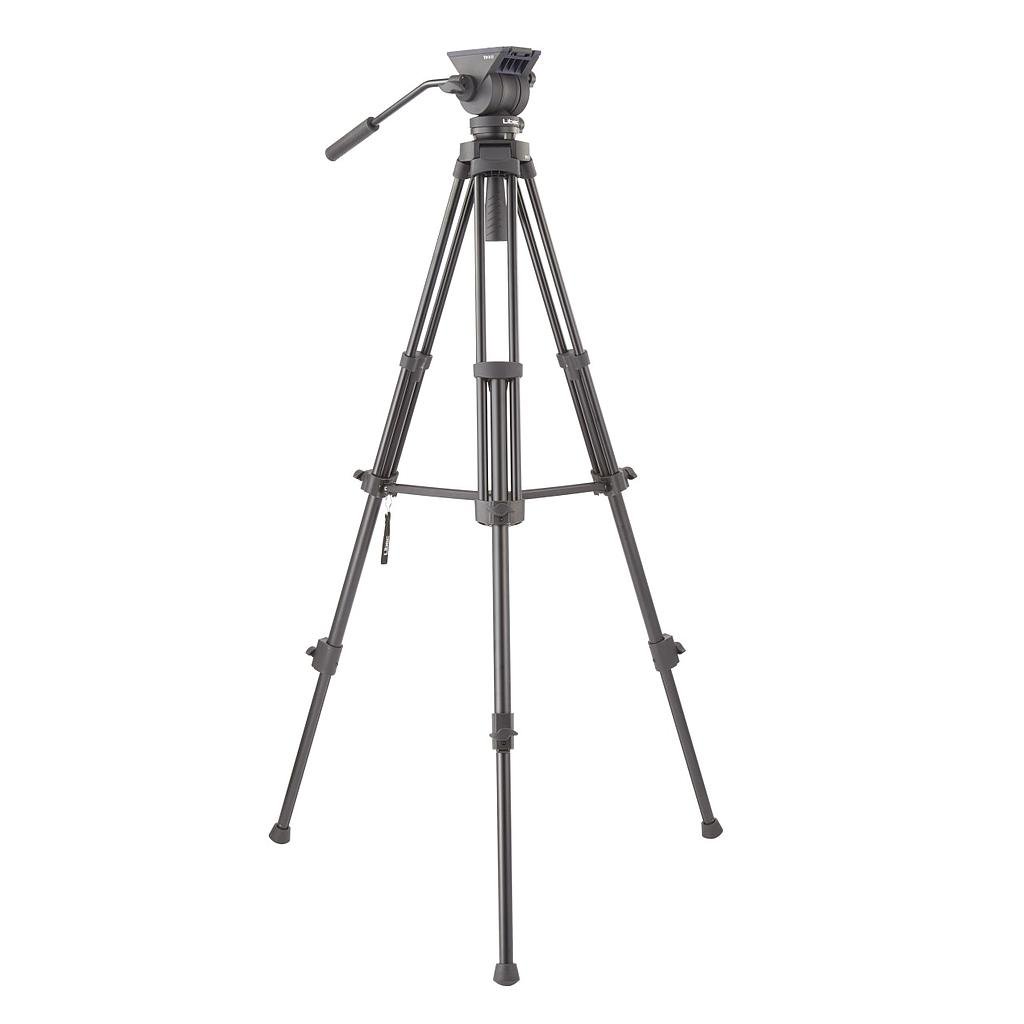 TH-Z Videotripod with Head and Midlevel spreader