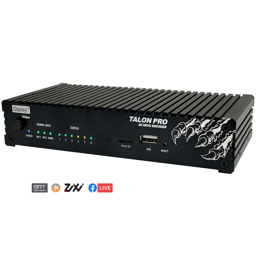 Osprey Talon Pro Streaming Encoder