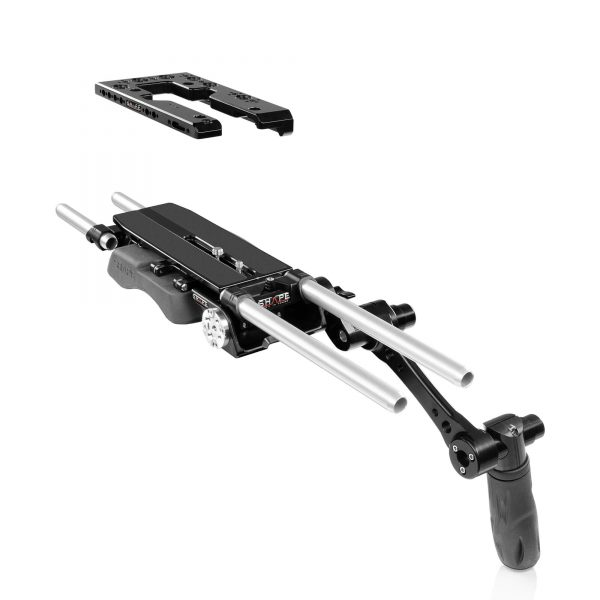SHAPE Sony FX9 Baseplate und Top Plate