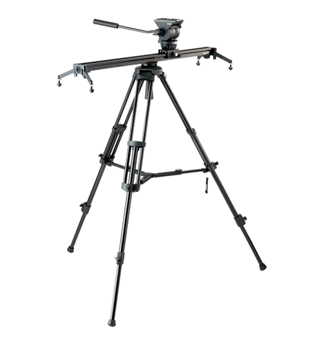 Libec S8 Tripod System with Slider