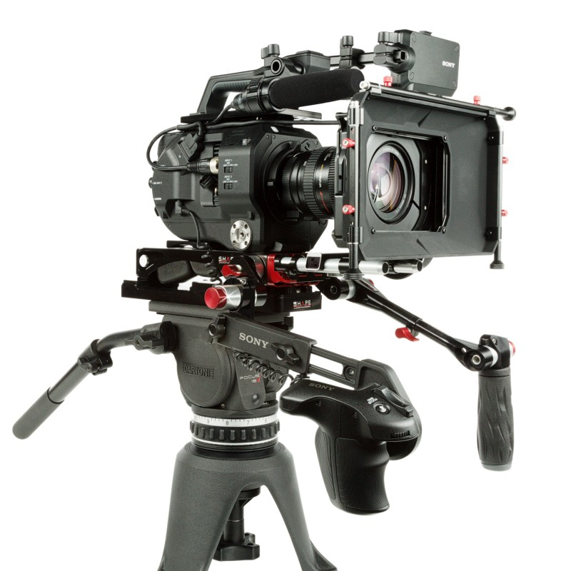 SONY FS7M2 V-LOCK QUICK RELEASE BASEPLATE