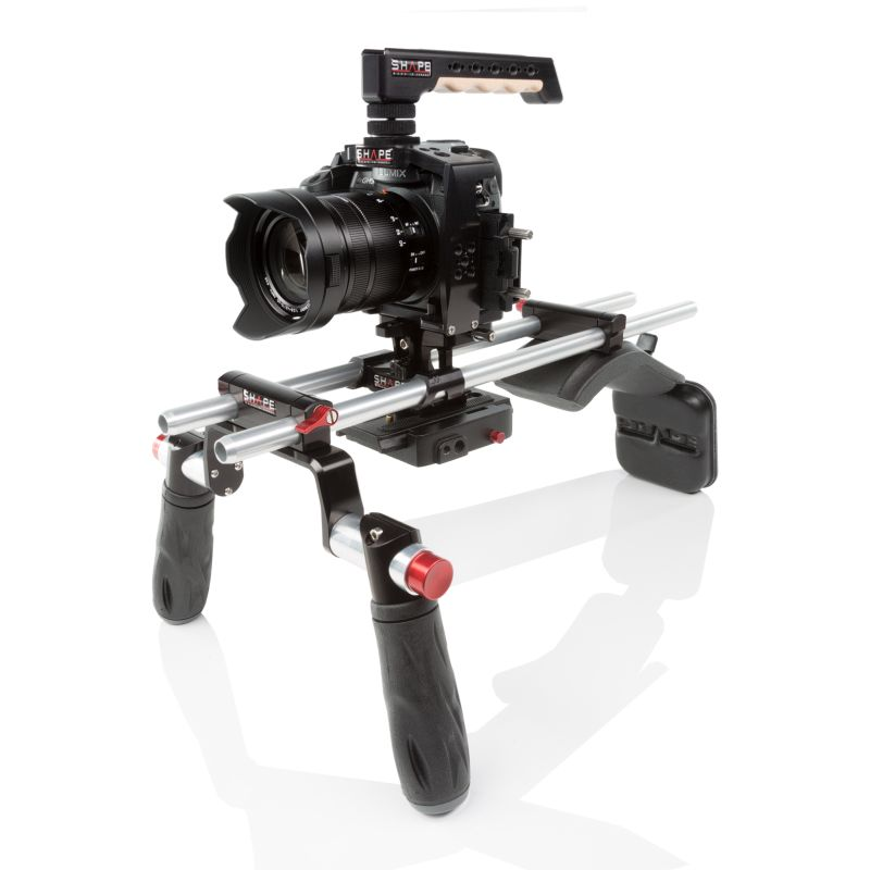 SHAPE Panasonic GH5 Shoulder Mount